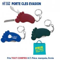 PORTE CLES BALADIN 2 OUTILS REF 552 552 PORTE CLES PLASTIQUE 0,58 €