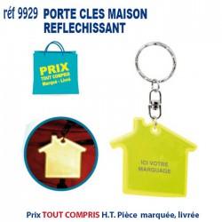 PORTE CLES REFLECHISSANT MAISON REF 9929 9929 PORTE CLES PLASTIQUE 0,47 €