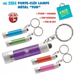PORTE CLES LAMPE METAL FUN REF 2954 2954 PORTE CLES EN METAL 1,40 €