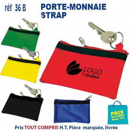 PORTE MONNAIE STRAP REF 36 B 36 B PORTE MONNAIE 0,59 €