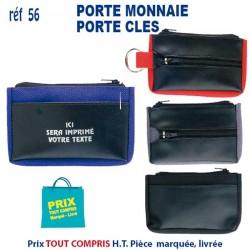 PORTE MONNAIE PORTE CLES REF 56 56 PORTE MONNAIE 1,06 €