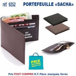 PORTEFEUILLE SACHA REF 9252 9252 PORTEFEUILLE - PORTE BILLETS 0,91 €