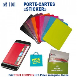 PORTE CARTES STICKER REF 1101 1101 ETUIS PORTE CARTES DE CREDIT 0,48 €