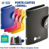 PORTE CARTES SWING 9253 9253 ETUIS PORTE CARTES DE CREDIT 1,32 €