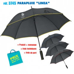 PARAPLUIE LINEA REF 3745 3745 PARAPLUIE MANCHE DROIT 4,61 €