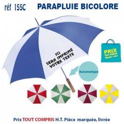 PARAPLUIE BICOLORE 155C