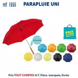 PARAPLUIE UNI REF 1555 1555 PARAPLUIE MANCHE DROIT 4,03 €