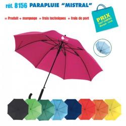 PARAPLUIE MISTRAL REF 8156 8156 PARAPLUIES TEMPETE 3,65 €