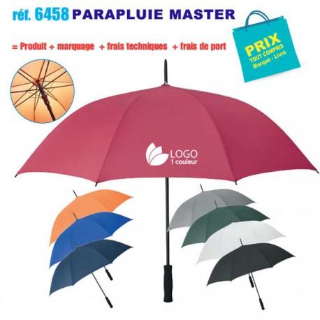 PARAPLUIE MASTER REF 6458 6458 PARAPLUIE MANCHE DROIT 7,77 €