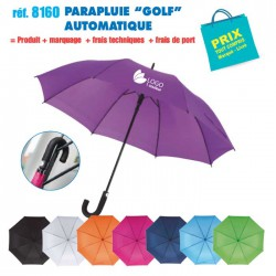 PARAPLUIE GOLF AUTOMATIQUE REF 8160