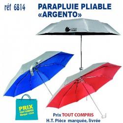 PARAPLUIE PLIABLE ARGENTO 6814