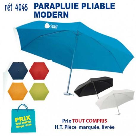 PARAPLUIE PLIABLE MODERN REF 4045 4045 PARAPLUIE PLIABLE 4,99 €