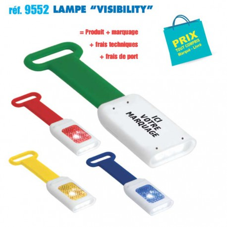 LAMPE VISIBILITY REF 9552 9552 LAMPES PUBLICITAIRES  1,30€