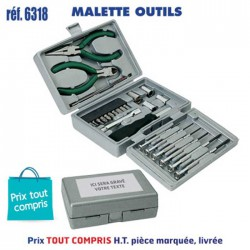 MALETTE OUTILS REF 6318
