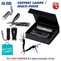COFFRET LAMPE MULTI-PINCE REF 4145