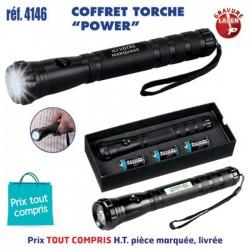 COFFRET TORCHE POWER REF 4146 4146 LAMPES 11,26 €