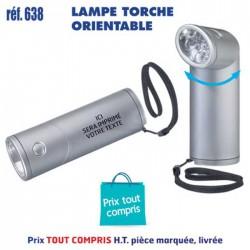 LAMPE TORCHE ORIENTABLE REF 638 638 LAMPES 0,94 €