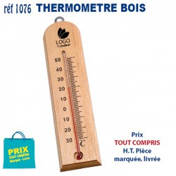 THERMOMETRE BOIS REF 1076