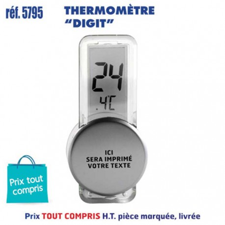 THERMOMETRE DIGIT REF 5795 5795 OUTILS 1,58 €