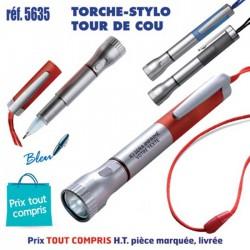 TORCHE STYLO TOUR DE COU REF 5635 5635 LAMPES 0,88 €