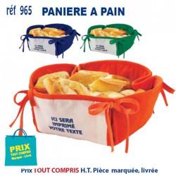 PANIERE A PAIN REF 965 965 TEXTILE CUISINE 1,80 €