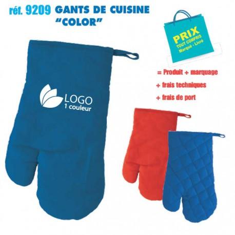 GANT DE CUISINE COLOR REF 9209 9209 TEXTILE CUISINE 1,82 €