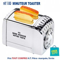 MINUTEUR TOASTER REF 100 100 ARTICLES DIVERS 1,98 €