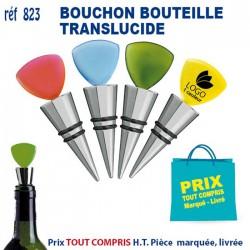 BOUCHON DE BOUTEILLE TRANSLUCIDE REF 823 823 ARTICLES POUR LE VIN 1,48 €
