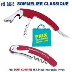 SOMMELIER CLASSIQUE REF 886 B 886 B ARTICLES POUR LE VIN 1,11 €