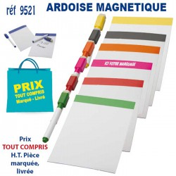 ARDOISE MAGNETIQUE REF 9521 9521 ARTICLES DIVERS 0,66 €