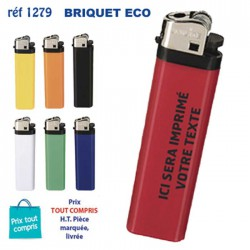 BRIQUET ECO REF 1279 1279 BRIQUETS - ALLUME TOUT 0,28 €