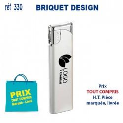 BRIQUET DESIGN REF 330 330 BRIQUETS - ALLUME TOUT 0,62 €