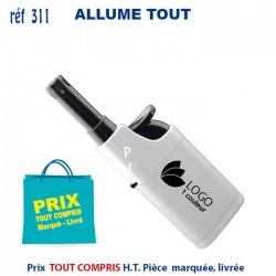 ALLUME TOUT REF 311 311 BRIQUETS - ALLUME TOUT 1,40 €