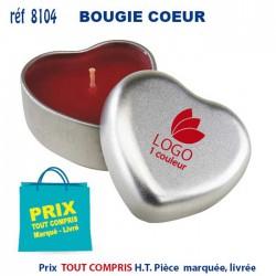 BOUGIE COEUR REF 8104 8104 POUR LA MAISON 0,89 €