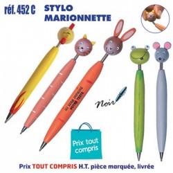 STYLO MARIONNETTE REF 452C 452C JEUX - ENFANTS 0,58 €