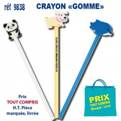 CRAYON GOMME REF 9838