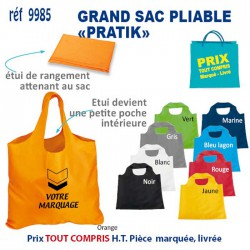 GRAND SAC PLIABLE PRATIK REF 9985