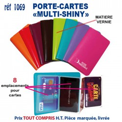 PORTE CARTES MULTI SHINY REF 1069C