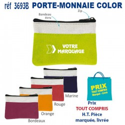 PORTE MONNAIE COLOR REF 3693 B