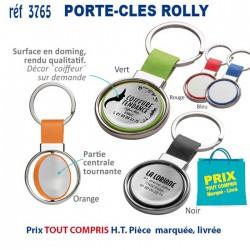 PORTE CLES ROLLY REF 3765 3765 PORTE CLES EN METAL 1,19 €