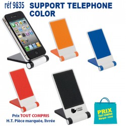 SUPPORT TELEPHONE COLOR REF 9835 9835 Support téléphone 1,11 €