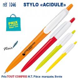 STYLO ACIDULE REF 1046