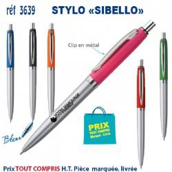 STYLO SIBELLO REF 3639