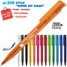 STYLO SUPER HIT CLEAR REF 3516 3516 Stylos plastiques 0,22 €
