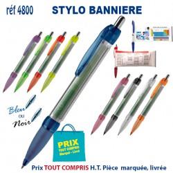 STYLO BANNIERE REF 4800