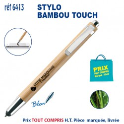 STYLO BAMBOU TOUCH REF 6413