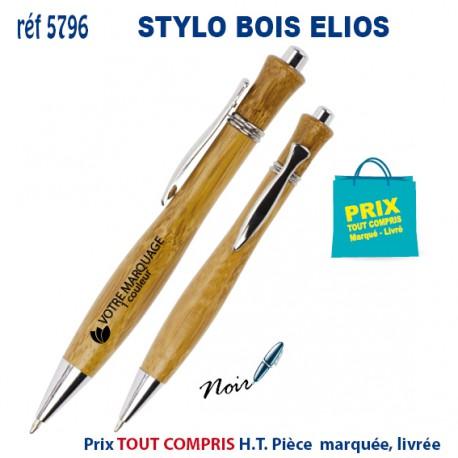 STYLO BOIS ELIOS REF 5796 5796 Stylos Bois, carton, recyclé 0,88 €