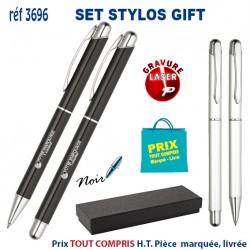 SET STYLOS GIFT REF 3696 3696 Ecrin set parure stylos 3,45 €
