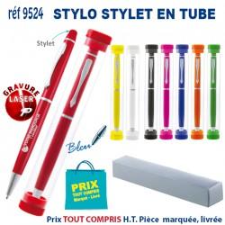STYLO STYLET EN TUBE REF 9524