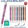 STYLO METAL MATTY REF 2956 2956 Stylos en Metal 0,78 €